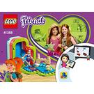 LEGO Mia's Summer Heart Box Set 41388 Instructions