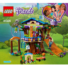 LEGO Mia's Tree House Set 41335 Instructions