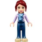 LEGO Mia, Winter Outfit Minifigure