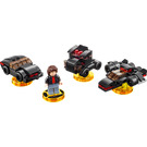 LEGO Michael Knight Set 71286