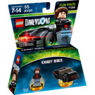 LEGO Michael Knight Set 71286 Packaging