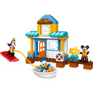 LEGO Mickey & Friends Beach House Set 10827