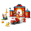 LEGO Mickey & Friends Fire Truck & Station Set 10776