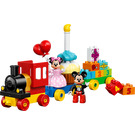 LEGO Mickey & Minnie Birthday Parade Set 10597