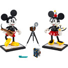 LEGO Mickey Mouse and Minnie Mouse Set 43179
