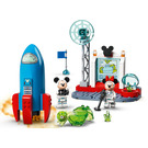 LEGO Mickey Mouse & Minnie Mouse's Space Rocket Set 10774