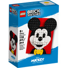 LEGO Mickey Mouse Set 40456 Packaging