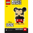 LEGO Mickey Mouse Set 41624 Instructions