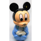 LEGO Mickey Mouse with Blue clothes Minifigure