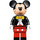LEGO Mickey Mouse with Tuxedo Jacket Minifigure