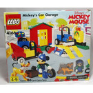 LEGO Mickey's Car Garage Set 4166