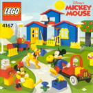 LEGO Mickey's Mansion Set 4167
