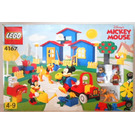 LEGO Mickey's Mansion Set 4167 Packaging