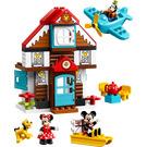 LEGO Mickey's Vacation House Set 10889