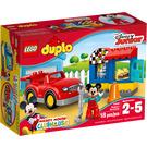 LEGO Mickey's Workshop Set 10829 Packaging