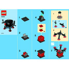 LEGO Micro Manager Set 40095 Instructions