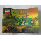 LEGO Micro Scale Bag End - San Diego Comic-Con 2013 Exclusive Set COMCON033 Instructions