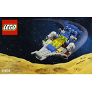 LEGO Micro-Scale Space Cruiser Set 11910