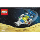 LEGO Micro-Scale Space Cruiser Set 11910 Instructions