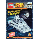LEGO Micro Star Destroyer and TIE Fighter Set 911510