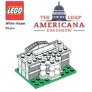 LEGO Micro White House Set WHITEHOUSE