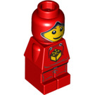 LEGO Microfig Creationary Red