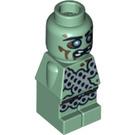 LEGO Microfig Heroica Zombie