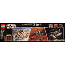 LEGO Microfighter 3 in 1 Super Pack Set 66533