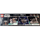 LEGO Microfighter Super Pack 3 in 1 Set 66515