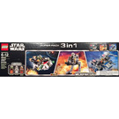 LEGO Microfighters Super Pack 3 in 1 Set 66542