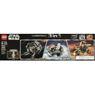 LEGO Microfighters Super Pack 3 in 1 Set 66543