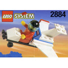 LEGO Microlight Set 2884
