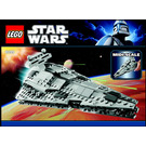 LEGO Midi-scale Imperial Star Destroyer Set 8099 Instructions