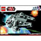 LEGO Midi-scale Millennium Falcon Set 7778 Instructions