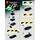 LEGO Midnight Streak Set 8149 Instructions