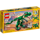 LEGO Mighty Dinosaurs Set 31058 Packaging