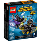 LEGO Mighty Micros: Batman vs. Catwoman Set 76061 Packaging