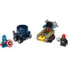 LEGO Mighty Micros: Captain America vs. Red Skull Set 76065