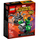 LEGO Mighty Micros: Hulk vs. Ultron Set 76066 Packaging