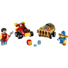 LEGO Mighty Micros: Iron Man vs. Thanos Set 76072