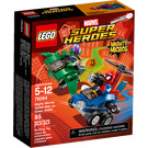 LEGO Mighty Micros: Spider-Man vs. Green Goblin Set 76064 Packaging