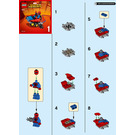 LEGO Mighty Micros: Spider-Man vs. Scorpion Set 76071 Instructions