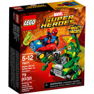 LEGO Mighty Micros: Spider-Man vs. Scorpion Set 76071 Packaging