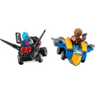 LEGO Mighty Micros: Star-Lord vs. Nebula Set 76090