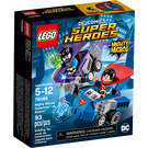 LEGO Mighty Micros: Superman vs. Bizarro Set 76068 Packaging