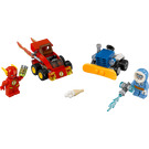 LEGO Mighty Micros: The Flash vs. Captain Cold Set 76063