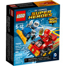 LEGO Mighty Micros: The Flash vs. Captain Cold Set 76063 Packaging