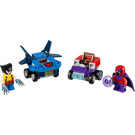 LEGO Mighty Micros: Wolverine vs. Magneto Set 76073