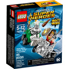 LEGO Mighty Micros: Wonder Woman vs. Doomsday Set 76070 Packaging