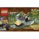 LEGO Mike's Dinohunter Set 1281